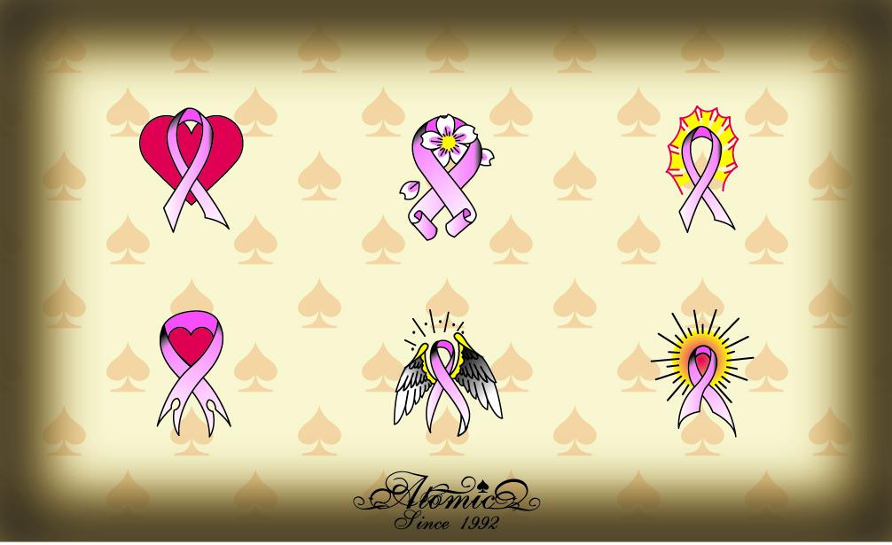 Tags: pink ribbon tattoo breast cancer tattoo