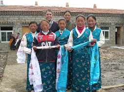 Geneva with SGH Girls in Tibet