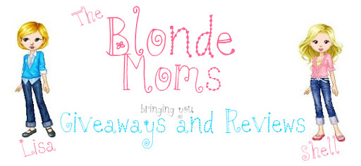 The Blonde Moms: Giveaways and Reviews