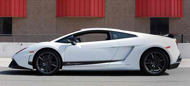 Lamborghini Gallardo Lp570 4 Superleggera White. it#39;s the Gallardo LP 570-4
