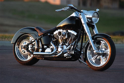 2011 Modification Motor Pictures Harley Davidson title=