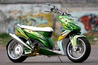 Popular Modification Honda Vario