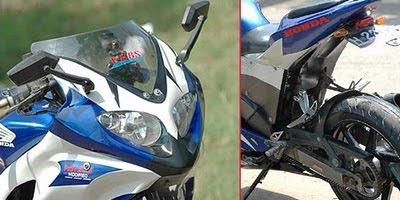 Modification Motor Honda Sports