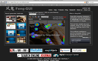 Fen-GUI screenshot