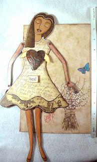 elaine jackson paper doll birdandflower
