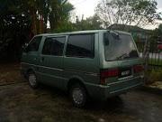 Van Sewa di Kuching
