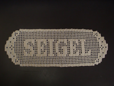 filet crochet in alphabet - Crochetville