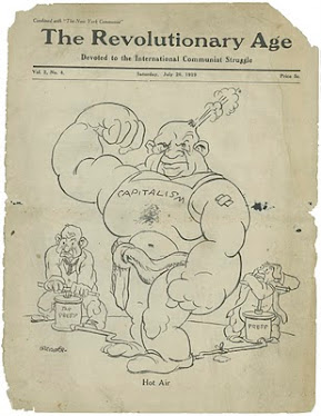 "William Gropper: ""Revolutionary Age"", July 1919"