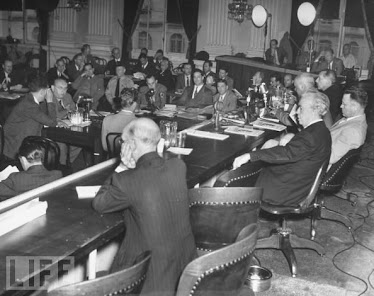 Hanns Eisler, HUAC hearing, 1947