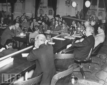 Hanns Eisler, HUAC hearing, 1947