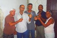 Ejecutivo Nacional y Provincial de ciudad de la Habana, en su III Aniversario de la Fundación del P