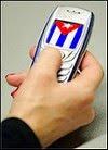 Para recargarle el movil a un opositor a Castro