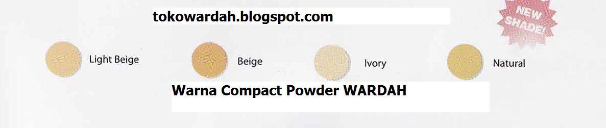Toko Wardah Compact Powder Wardah