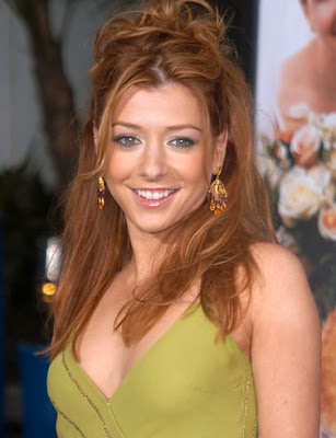 alysson hannigan model