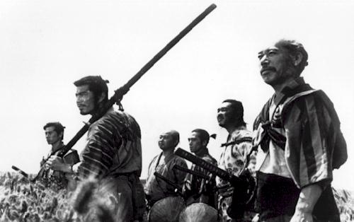 Seven Samurai (1954) 