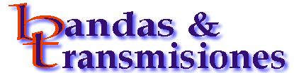 BANDAS & TRANSMISIONES