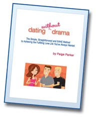 Dating Without Drama Book