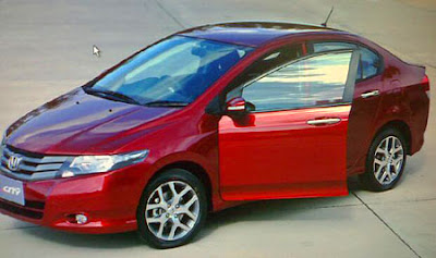 Honda City 2009 Wallpaper