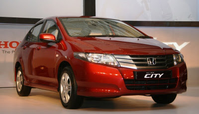 Honda City 2009 Wallpaper India