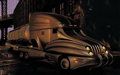Weird Truck 2