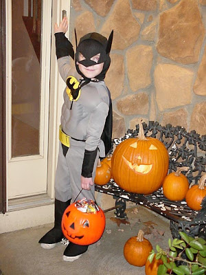 Halloween Batman
