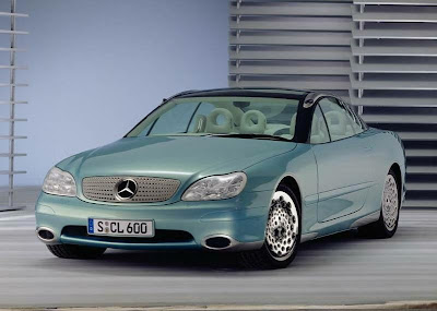 Mercedes Benz SCL600 1