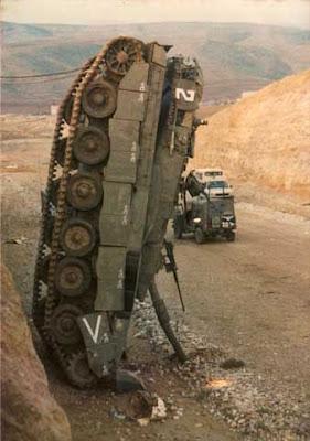 Military Tanker Crash