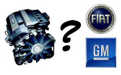 BMW FIAT GM
