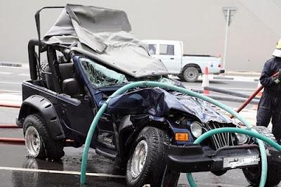 Doha Road Traffic Accident Photo 2