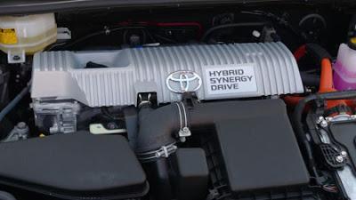 Prius 2009 Engine