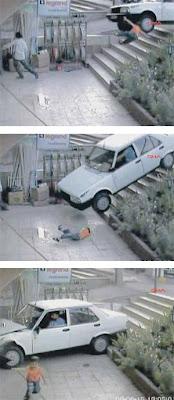 Angkara Lucky Accident