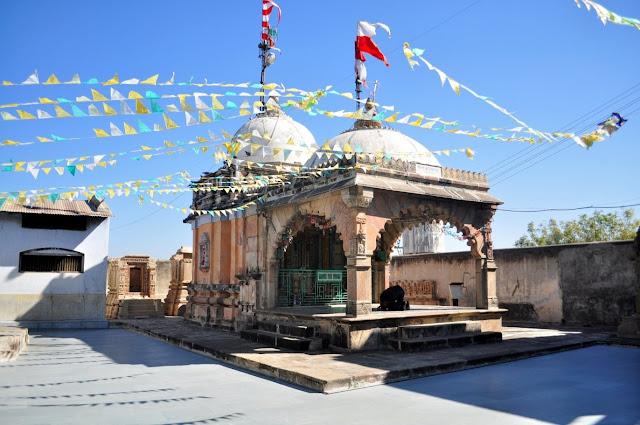 vadnagar narendra modi gujarat temple mata