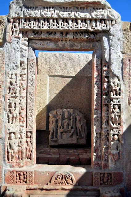 vadnagar narendra modi gujarat temple