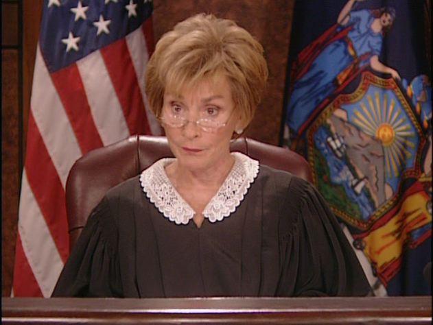 Retired in Delaware: Judge Judy