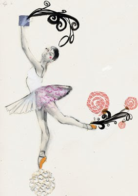 [ILLUSTRATIONballerinabyErinPetson]