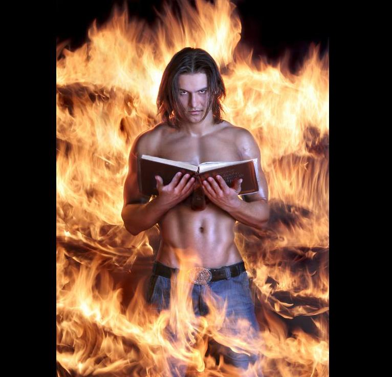 There's nothing better than a really HOT book!!!