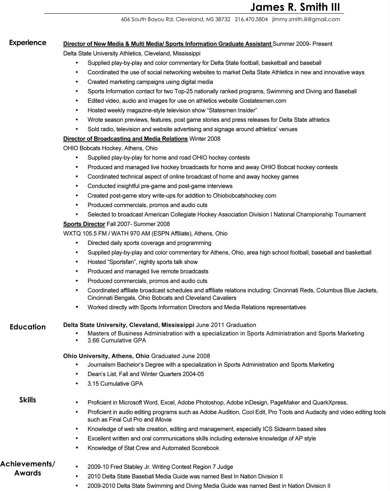 resume athletic trainer glamorous job resume template examples of resumes brefash glamorous job resume template examples of resumes brefash