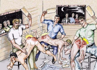 Fantasy punishment erotica