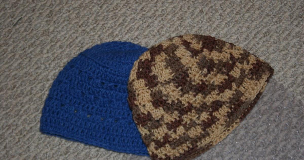 Really Easy Crochet Hat Patterns : The Crochet Shack: Free Crochet Pattern - Very Easy Adult ...
