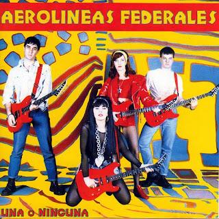 AEROLINEAS FEDERALES - NO ME BESES EN LOS LABIOS