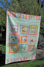 Rupert Story Quilt