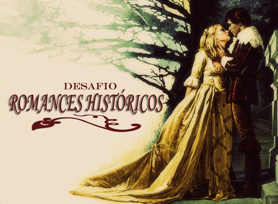 Desafio Romances Históricos