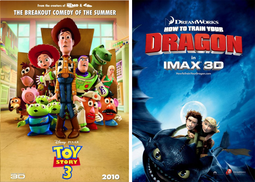 Weekend dvd review how to train your dragon toy story 3 la link weekend dvd review how to train your dragon toy story 3 ccuart Images