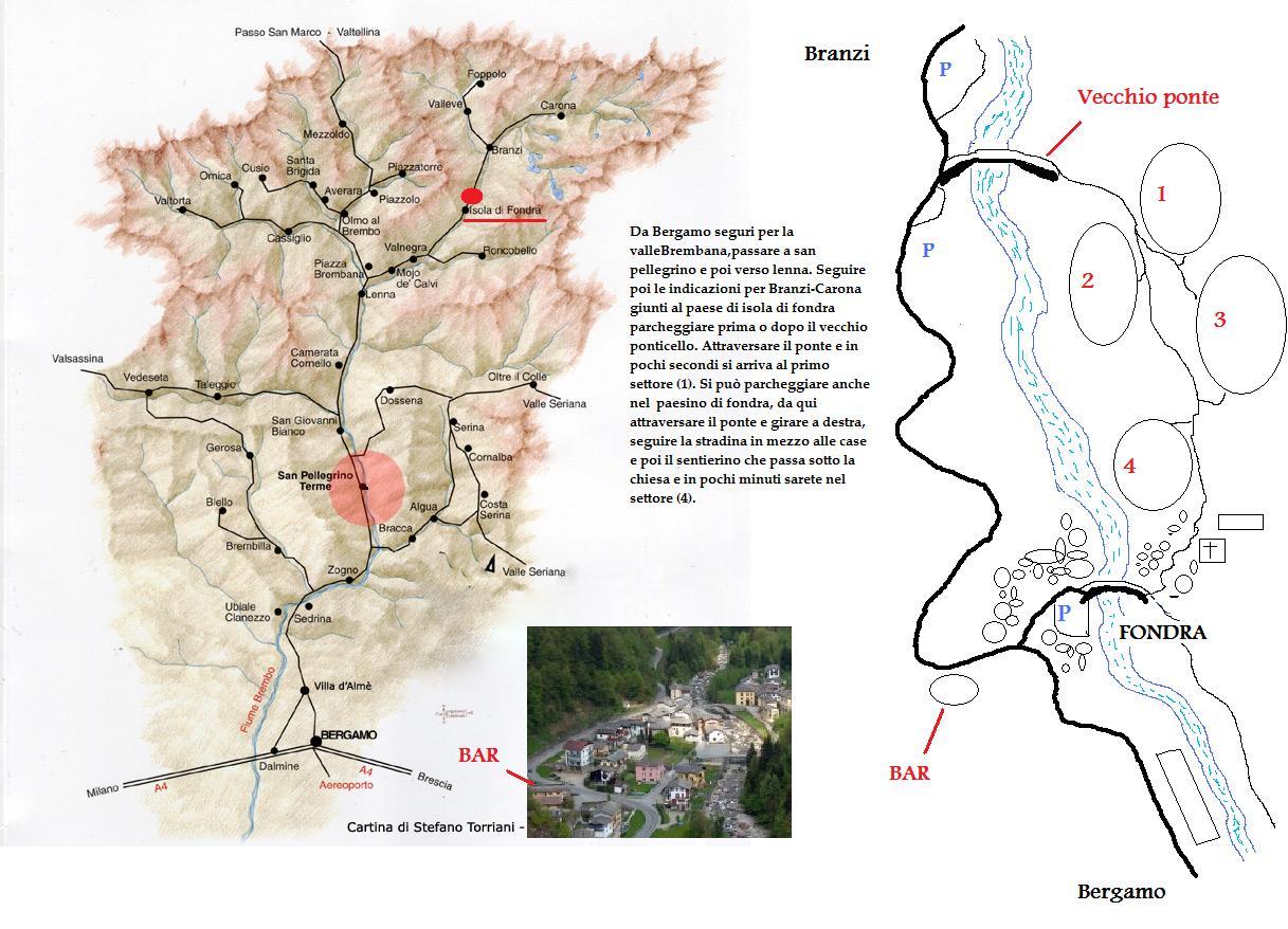 Mappa Accesso