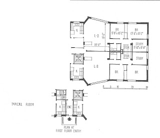 4 1 blogspot beyond the lakefront holsman holsman for Elevator floor plan