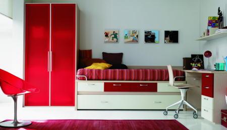 Dise o de interiores decoraci n de cuartos para adolescentes Diseno de habitaciones para adolescentes