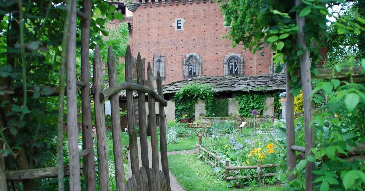 Un Anno Al Giardino Medievale Di Torino 3 Parte Il