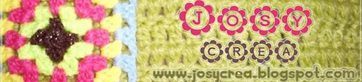 *.:JosyCrea..:* Tejido a Crochet y Ms!