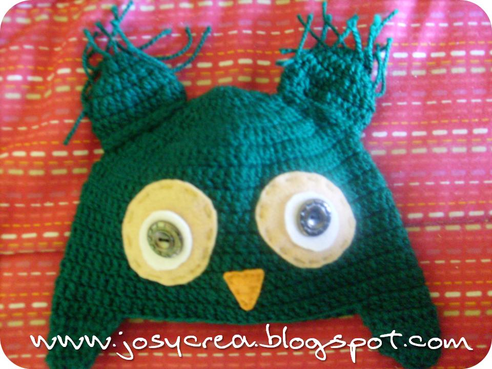 Gorras Tejidas a Crochet Para Bebe