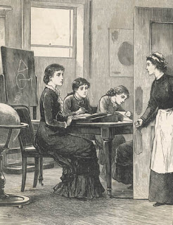 Strict Governess Stories